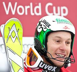 13.03.2010, Goudyberg Herren, Garmisch Partenkirchen, GER, FIS Worldcup Alpin Ski, Garmisch, Men Slalom, im Bild Pranger Manfred, ( AUT, #11 ), Ski Voelkl, EXPA Pictures © 2010, PhotoCredit: EXPA/ J. Groder