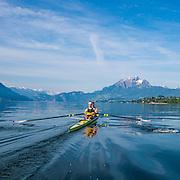 Lake Luzern (SUI)