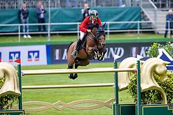 Bucci Piergiorgio, ITA, Naiade d'Elsendam Z<br /> European Championship Riesenbeck 2021<br /> © Hippo Foto - Dirk Caremans<br />  01/09/2021