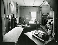 1943 Office at the Hollywood Canteen