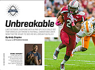 The April 2013 Issue of Sports Illustrated