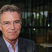 NLD/Hilversum/20121003- Boekpresentatie De Iconen van het NOS Achtuurjournaal, Rob Trip