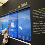 (Jon Simon/Feature Photo Service for IBM)