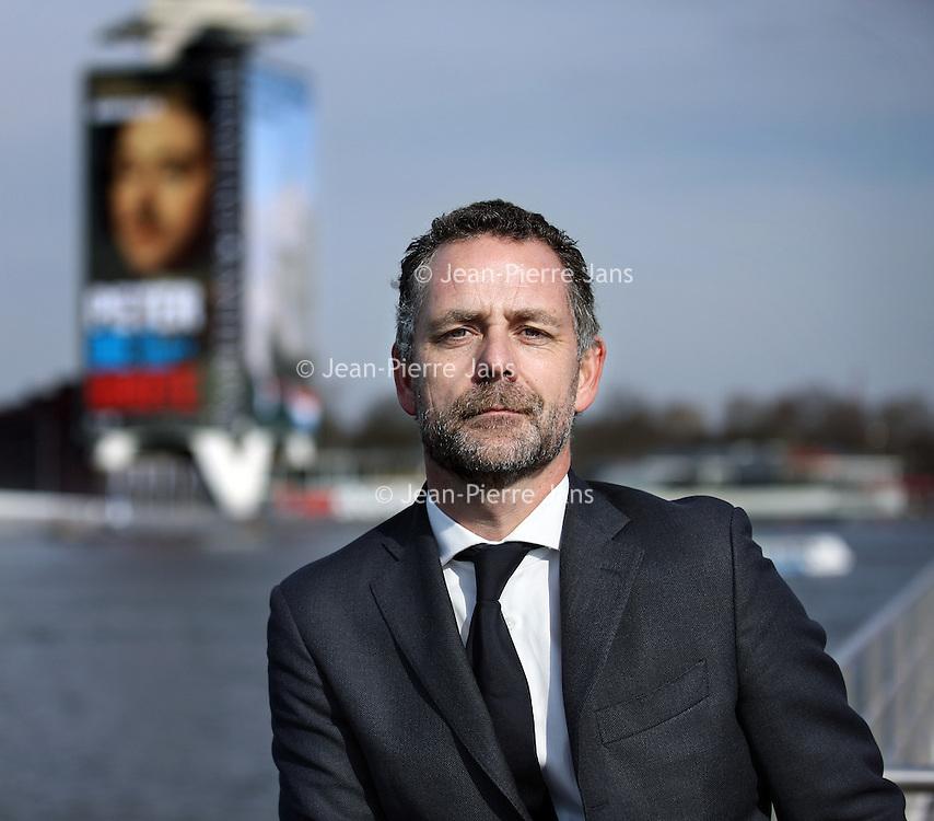 Nederland, Amsterdam , 3 april 2013..Frank van der Avert, directeur Amsterdam Marketing..Foto:Jean-Pierre Jans