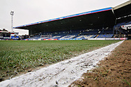 A general view of the Kenilworth Rd stadium before the EFL Sky Bet League 1 match between Luton Town and Peterborough United at Kenilworth Road, Luton, England on 19 January 2019.