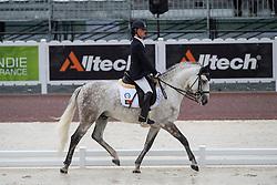 Sara Oliveira Duarte, (POR), Damasco - Team Competition Grade Ib Para Dressage - Alltech FEI World Equestrian Games™ 2014 - Normandy, France.<br /> © Hippo Foto Team - Jon Stroud <br /> 25/06/14
