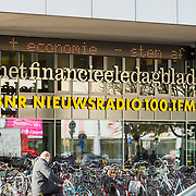 20151113 Reclameborden BNR /Financieel Dagblad