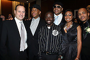 l to r: Andy Glaser, Russell Simmons, Trey Glass, LL Cool J, Tatiana Ali, and T.I. at The HipHop Inagual Ball Hennesey Lounge held at The Harman Center for the Arts in Washington, DC on January 19, 2009..The first ever Hip-Hop Inaugural Ball, a black tie charity gala, benefiting the Hip-Hop Summit Action Network. The Ball will kick off with a star-studded red carpet presentations of the National GOTV Awards, recognizing artists who have made outstanding contributions to the largest young adult voter turnout in American history.
