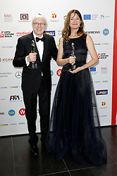 December 10, 2016 - Wroclaw, Lower Silesian, Deutschland - Janus Billeskov Jansen and Anne Osterud attend the 29th European Film Awards 2016 at the National Forum of Music on December 10,2016 in Wroclaw, Poland. (Credit Image: © Future-Image via ZUMA Press)