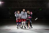 Delaney Hockey School Posters
