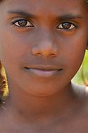 Village kids in Tongal village, Pulicat Lake, Tamil Nadu, India