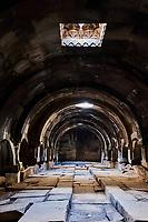 Armenie, province de Gegharkunik, Caravanserai de Selim construit en 1332 // Armenia, Gegharkunik province, Selim Caravanserai built in 1332