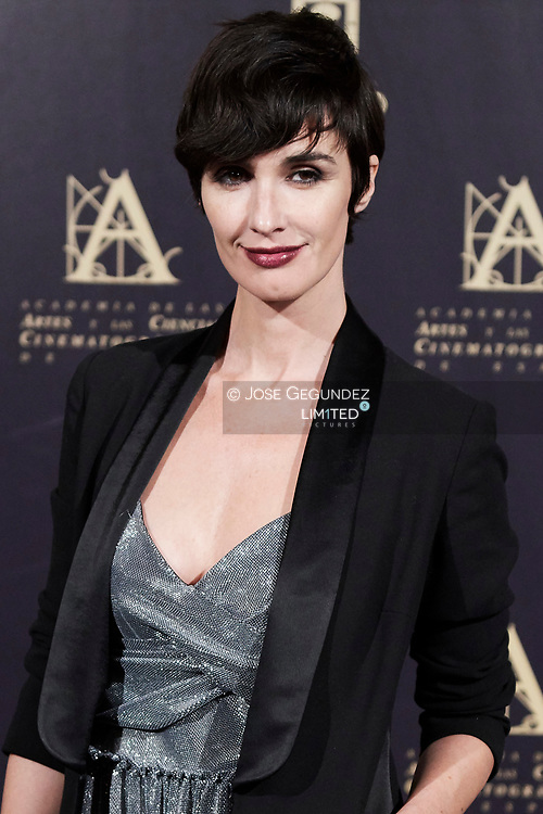 Paz Vega attended a cocktail between Academy of Motion Picture Arts and Sciences  of Hollywood and Academy of Motion Picture Arts and Sciences of Spain at Casino on October 9, 2017 in Madrid