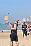 Israel, Tel Aviv, The beach