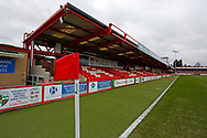 General view of The Wham Stadium during the EFL Sky Bet League 1 match between Accrington Stanley and AFC Wimbledon at the Fraser Eagle Stadium, Accrington, England on 1 February 2020.