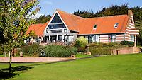 SAINT OMER (France) - Clubhuis, AA Saint-Omer Golf Club. Copyright Koen Suyk