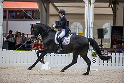 SCHMIDT Henriette (GER), Rocky's Sunshine<br /> Junge Reiter Team Competition Part 1<br /> Pilisjászfalu - FEI Youth Dressage EUROPEAN CHAMPIONSHIPS 2020<br /> 17. August 2020<br /> © www.sportfotos-lafrentz.de/Stefan Lafrentz