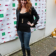 NLD/Amsterdam/20110214 - Onthulling nieuwe pump Chick Shoes ism I Love Fashion News, Liza Sips