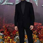 Jonathan Groff attend European Premiere of Frozen 2 on 17 November 2019, BFI Southbank, London, UK.