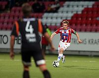 Fotball<br /> Tippeliga 2012<br /> Tromsø IL vs Aalesund FK<br /> 30.09.2012<br /> <br /> Ruben Yttergård Jenssen, Tromsø<br /> Jonatan Nation, Aalesund<br /> <br /> Foto: Tom Benjaminsen / Digitalsport