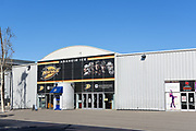 Anaheim Ice Arena Front Entrance