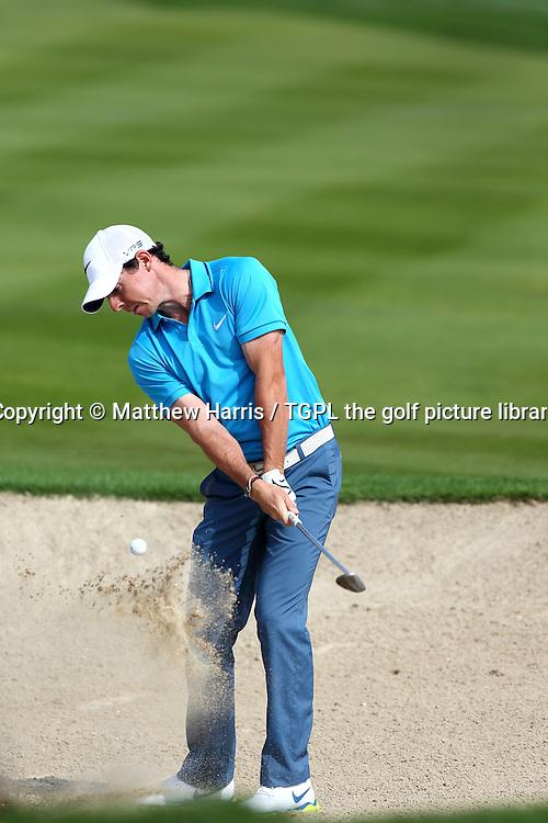 Rory MCILROY (NIR) during fourth round HSBC Abu Dhabi Championship 2014,Abu Dhabi Golf Club,Abu Dhabi,UAE.