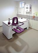 bathroom in hospital
