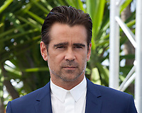 Actor Colin Farrell at the The Beguiled film photo call at the 70th Cannes Film Festival Wednesday 24th May 2017, Cannes, France. Photo credit: Doreen Kennedy