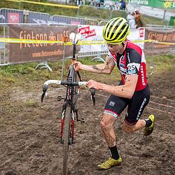 13-10-2019: Cycling: Superprestige Cyclocross: Gieten<br />Luca Harter