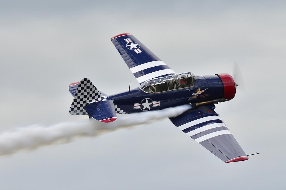Harvard / Texan<br /> Jämi Fly In & Airshow 2011<br /> Petri Juola Photography<br /> petrijuola.com