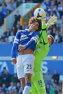Everton v West Bromwich Albion 240813
