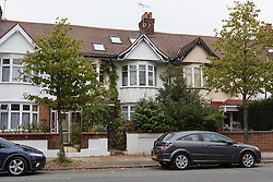 © Licensed to London News Pictures. 20/09/2014. London, UK. General view of the property 257 Boston Manor Road, West London  which police searched yesterday in connection with the disappearance of Alice Gross. The address is believed to be connected to the partner of Arnis Zalkalns. Photo credit : Vickie Flores/LNP