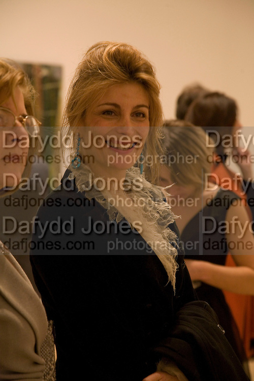 MARIANNE SACHS, Private view for the opening of the Peter Doig exhibition. Tate Britain. Millbank. London. 5 February 2008.  *** Local Caption *** -DO NOT ARCHIVE-© Copyright Photograph by Dafydd Jones. 248 Clapham Rd. London SW9 0PZ. Tel 0207 820 0771. www.dafjones.com.