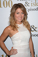 Sasha Alexander attends a party to celebrate 100 episodes of Rizzoli & Isles on July 9, 2016 at Cicada in Los Angeles, California. (Photo: Charlie Steffens/Gnarlyfotos)