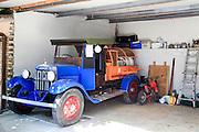 Vintage Fiat truck