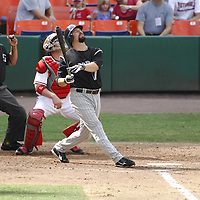 21 July 2007:  Colorado Rockies first baseman Todd Helton (17) reacts to popping up in action against the Washington Nationals.  The Nationals defeated the Rockies 3-0 at RFK Stadium in Washington, D.C.  ****For Editorial Use Only****