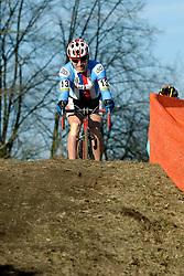29-01-2006 WIELRENNEN: UCI CYCLO CROSS WERELD KAMPIOENSCHAPPEN ELITE: ZEDDAM <br /> Kamil Ausbuher (CZE)<br /> ©2006-WWW.FOTOHOOGENDOORN.NL