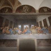 Last Supper, Leonardo Da Vinci, Milan, Italy,