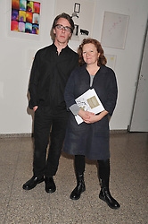 RACHEL WHITEREAD and  at the Whitechapel Gallery Art Plus Opera gala in association with Swarovski held at the Whitechapel Gallery, London on 15th March 2012.