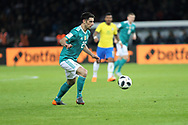 Lars Stindl (Germany) during the International Friendly Game football match between Germany and Brazil on march 27, 2018 at Olympic stadium in Berlin, Germany - Photo Laurent Lairys / ProSportsImages / DPPI