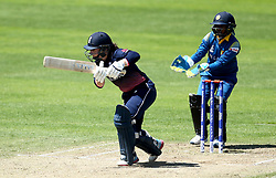 Tammy Beaumont of England Women bats against Sri Lanka Women - Mandatory by-line: Robbie Stephenson/JMP - 02/07/2017 - CRICKET - County Ground - Taunton, United Kingdom - England Women v Sri Lanka Women - ICC Women's World Cup Group Stage