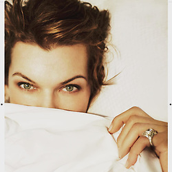 """Milla Jovovich releases a photo on Instagram with the following caption: """"I'm so happy to share this great shot from the new @instylemagazine #china! If you read Chinese, check out the whole story on my Weibo account! Special thanks to the creative team: @melvin0619 and @jerri_ng! #ladiary"""". Photo Credit: Instagram *** No USA Distribution *** For Editorial Use Only *** Not to be Published in Books or Photo Books ***  Please note: Fees charged by the agency are for the agency's services only, and do not, nor are they intended to, convey to the user any ownership of Copyright or License in the material. The agency does not claim any ownership including but not limited to Copyright or License in the attached material. By publishing this material you expressly agree to indemnify and to hold the agency and its directors, shareholders and employees harmless from any loss, claims, damages, demands, expenses (including legal fees), or any causes of action or allegation against the agency arising out of or connected in any way with publication of the material."""