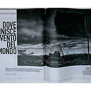 Published by Corriere della Sera, Italy