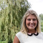 NLD/Amsterdam/20120822 - Perspresentatie SBS Sterren Springen, deelneemster Pauline Wingelaar