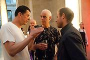 ANTONY GORMLEY; RICHARD LONG, Richard Long: Heaven and Earth. Tate Britain, Millbank. London. 1 June 2009