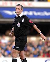 Photo: Ashley Pickering.<br />Ipswich Town v Southend United. Coca Cola Championship. 10/03/2007.<br />Referee Mr. M Atkinson