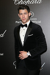 """""""Love"""" party Chopard in Cannes 2019.. Pictures: Laurent Guerin / EliotPress Set ID: 600942. 17 May 2019 Pictured: Nick Jonas. """"Love"""" party Chopard in Cannes 2019.. Pictures: Laurent Guerin / EliotPress Set ID: 600942. Photo credit: Eliot Press / ELIOTPRESS / MEGA TheMegaAgency.com +1 888 505 6342"""