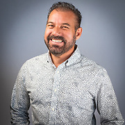 Executive portrait of Ariel Esparza, Twilight Homes of NM, created by Rad5 Media. Photo by Mike Radigan.