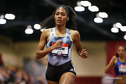 2020 USATF Indoor Championship<br /> Albuquerque, NM 2020-02-14<br /> photo credit: © 2020 Kevin Morris<br /> womens 800m heats, adidas
