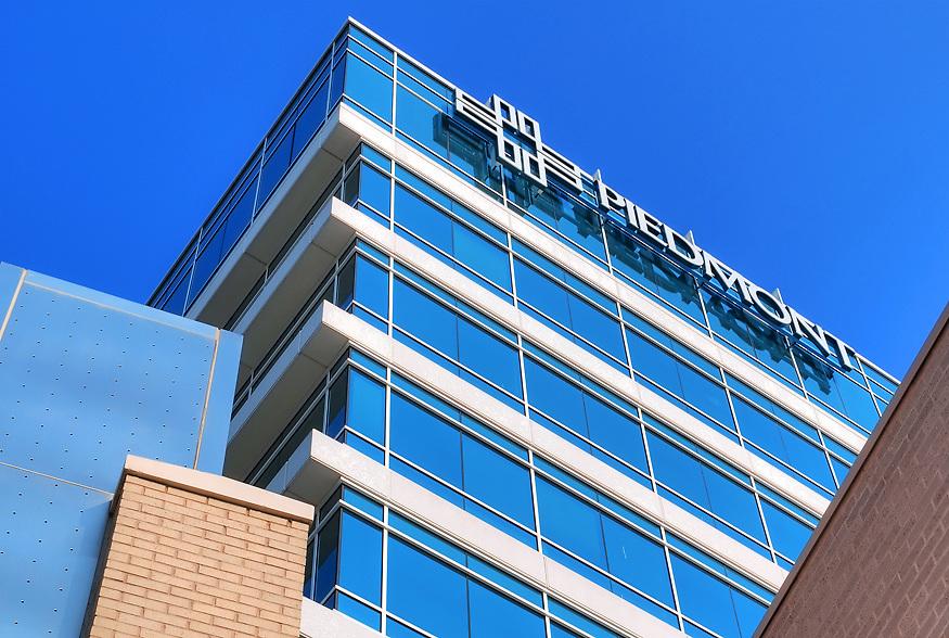 Piedmont West Medical Center<br /> Atlanta, GA<br /> Cooper Carry - Architect